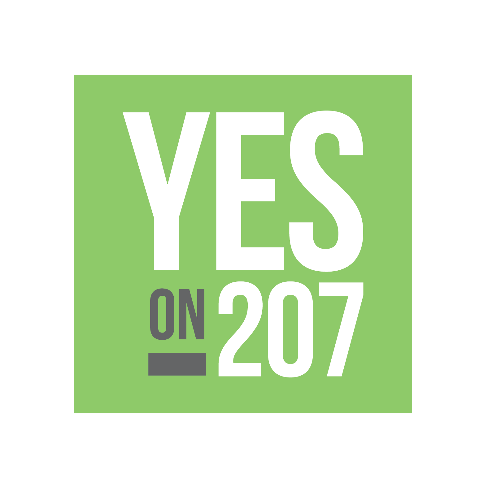 Yes on Prop 207 Arizona
